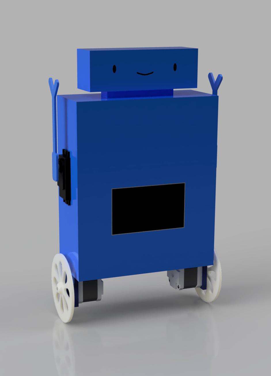 Balancing robot – Ben James